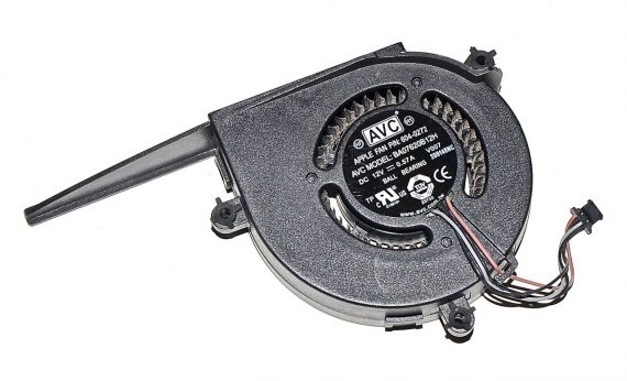 """SuperDrive Laufwerk Fan / Lüfter BA07620B12H 604-0272 iMac 24"""" A1225 Early 2009 -0"""