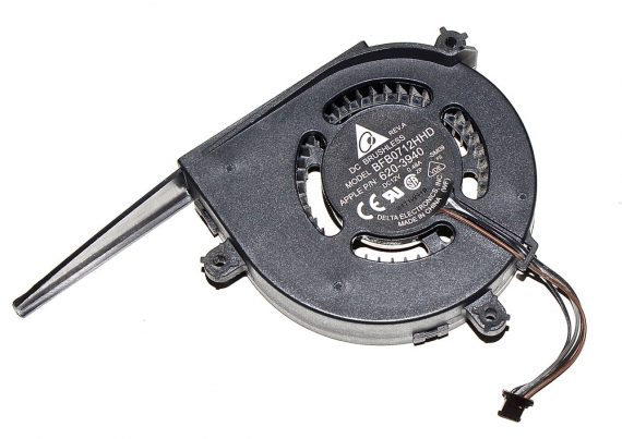 "Laufwerk Fan / Lüfter BFB0712HHD 620-3940 iMac 24"" A1225 Mid 2007-0"