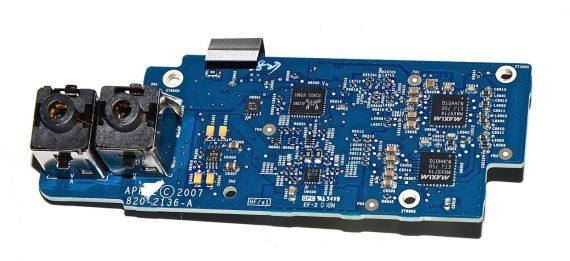 "Audio Board 820-2136-A iMac 24"" A1225 Mid 2007 -0"