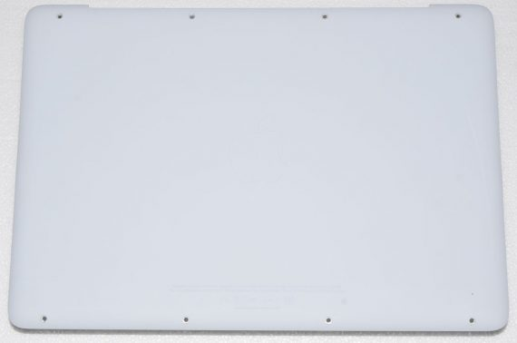 "Original Apple Lower Case / Bottom Case Unterteil MacBook 13"" Unibody A1342 2009 / 2010-0"
