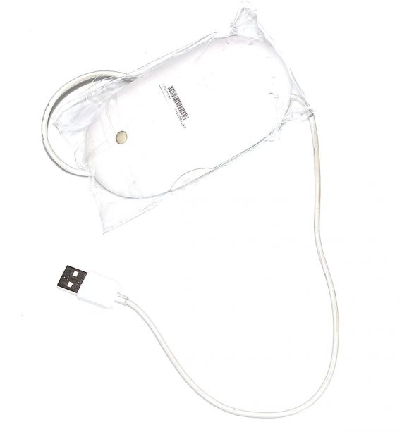 """Apple Mighty Mouse Maus USB Weiß Model A1152 für iMac 20"""" A1224 Early 2008-0"""