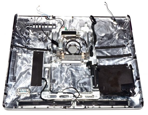 """Back Cover für iMac 20"""" A1224 Early 2008-2676"""