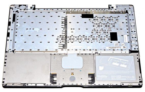 "Topcase Tastatur Trackpad für MacBook 13"" A1181 Early 2008-2760"