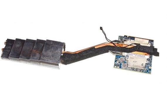 "Grafikkarte Video Karte ATI Radeon HD 2600 Pro, 256 MB VRAM für iMac 20"" A1224 Early 2008-3913"