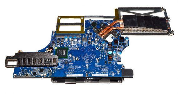 "Logicboard 2,66 GHz 820-2223-A für iMac 20"" A1224 Early 2008-0"