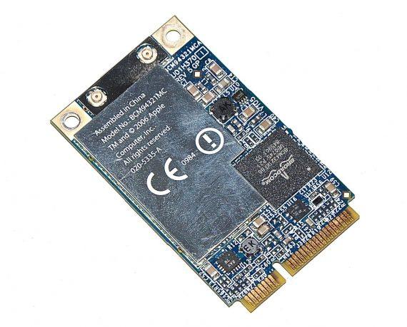 "AirPort / Bluetooth Karte BCM94321MC 607-2241-A für MacBook 13"" A1181 Early 2008-0"