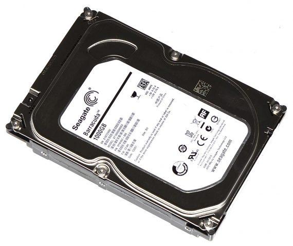 "Festplatte Seagate 1000GB ST1000DM003 iMac 21.5"" Late 2009 A1311-0"