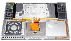 """Topcase & Tastatur & Trackpad für PowerBook G4 17"""" 1,67GHz A1139-2842"""