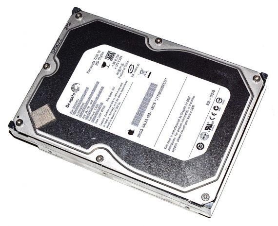 """Festplatte Western Seagate 250GB ST3250820AS für iMac 20"""" A1224 Mid 2007-0"""