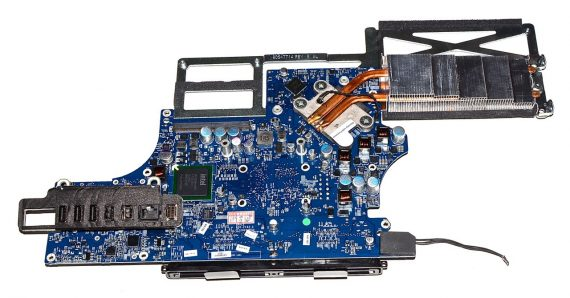 """Logicboard 2,0 GHz 820-2143-A für iMac 20"""" A1224 Mid 2007-2940"""