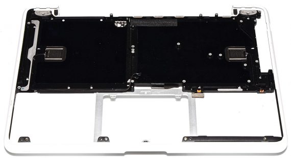 "Topcase Tastatur Deutsch MacBook Unibody 13"" Mid 2010 A1342-3005"