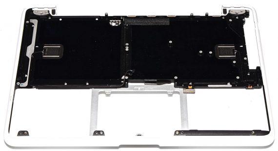 """Topcase Tastatur Deutsch MacBook Unibody 13"""" Mid 2010 A1342-3005"""