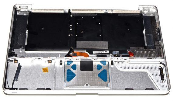 """Original Apple Topcase Tastatur Trackpad MacBook Pro 15"""" Late 2008 / Mid 2009 A1286 661-4948-3114"""