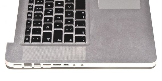 "Original Apple Topcase Tastatur Trackpad MacBook Pro 15"" Late 2008 / Mid 2009 A1286 661-4948-3115"