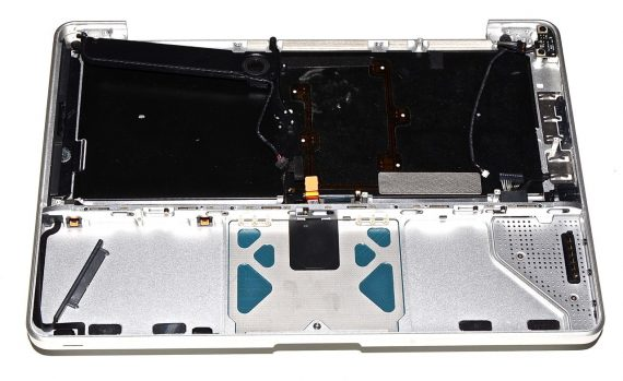 "Original Apple Topcase & Tastatur & Trackpad Englisch MacBook Unibody 13"" Late 2008 / Mid 2008 A1278 -3151"