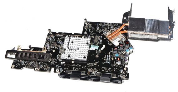 "Logicboard MainBoard 2,66GHz 820-2491-A iMac 24"" A1225 Early 2009 -3192"