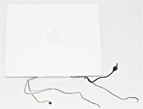 "Komplett Display Assembly / LCD / Screen für iBook G4 12"" 1.33 GHz Mid 2005 Model A1311-3321"