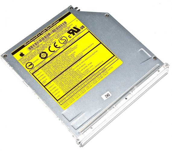 """SuperDrive / Laufwerk CW-8124-C für iBook G4 12"""" 1.33 GHz Mid 2005 Model A1311-0"""