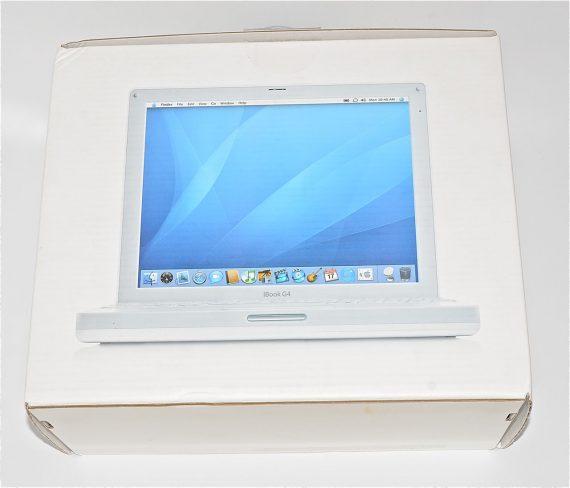 "Original Verpackung OVP für iBook G4 12"" 1.33 GHz Mid 2005 Model A1311-0"
