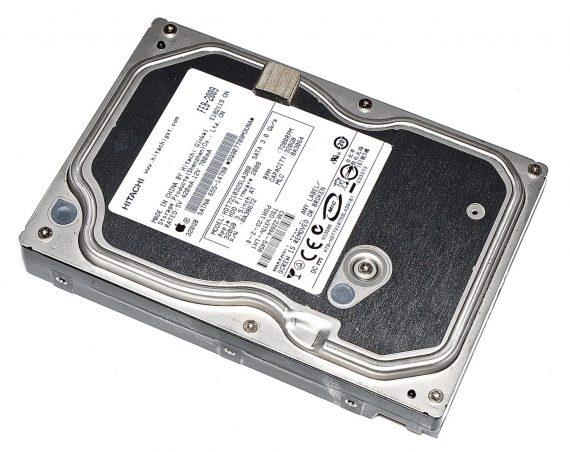 "Festplatte Hitachi 320GB HDT21032SLA380 für iMac 20"" A1224 Early 2009-0"