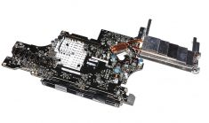 "LogicBoard 820-2347-A 2,66 GHz Grafikkarte Nvidia GeForce 9400 für iMac 20"" A1224 Early 2009 661-5136, 661-4984-0"