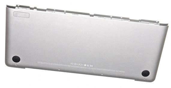 "Original Apple Lower Case / Gehäuse Unterteil MacBook Unibody 13"" Late 2008 / Mid 2008 A1278 -0"