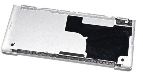"Original Apple Lower Case / Gehäuse Unterteil MacBook Unibody 13"" Late 2008 / Mid 2008 A1278 -3460"