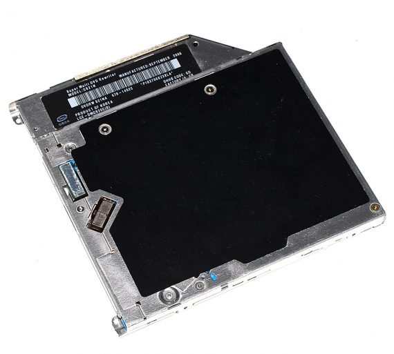 "Original Apple SuperDrive / Laufwerk GS21N 678-1452C MacBook Unibody 13"" Late 2008 / Mid 2008 A1278 -0"