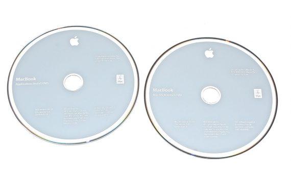 "Original Apple Restore 2 DVD MAC OS X 10.5.5 MacBook Unibody 13"" Late 2008 / Mid 2008 A1278-0"