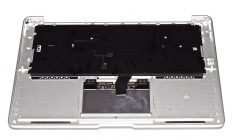"Original Apple Topcase Tastatur Deutsch Trackpad MacBook Air 13"" Mid 2012 A1466 -3573"