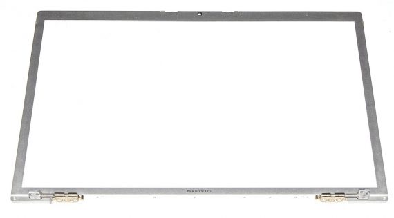 "Original Apple Front Display Bezel / Displayrahmen MacBook Pro 15"" Model A1211-0"