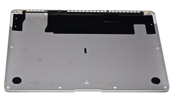 "Original Apple Lower Case / Unterteil MacBook Air 13"" Mid 2012 A1466 923-0129-3570"