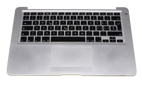 "Original Apple Topcase & Tastatur & Trackpad MacBook Air 13"" Model A1237 -0"