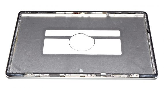"Original Apple Display Bezel / Displaydeckel / Display Gehäuse MacBook Pro 15"" A1286 Late 2008 / Early 2009-3681"