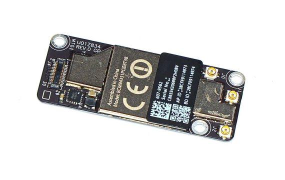 Mac Mini Unibody AirPort / Bluetooth Karte 607-9562 BCM94331PCIEBT3B A1347 Late 2012-0
