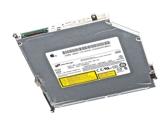 """Original Apple SuperDrive / Laufwerk GWA-4080MA 678-0543A MacBook Pro 15"""" Model A1211-0"""