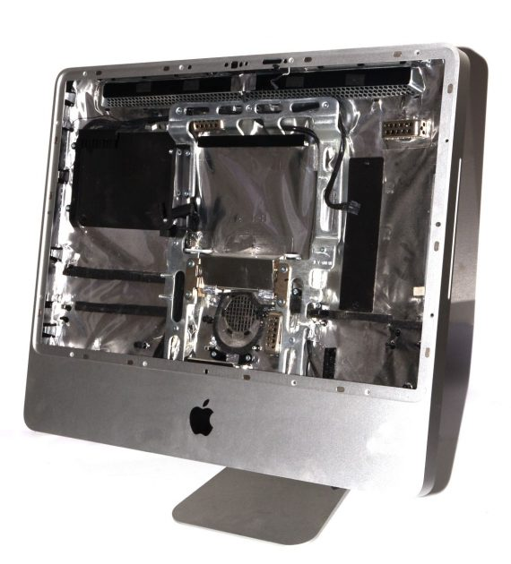 "Back Cover Standfuß STAND 20"" 2,66Ghz für iMac 20"" A1224 Early 2008-0"
