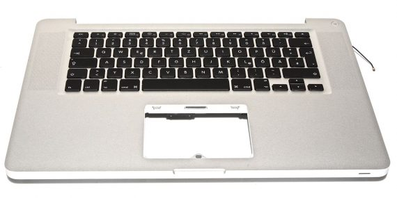 "Original Apple Topcase Tastatur MacBook Pro Unibody 15"" Early 2011 / Late 2011 A1286 -0"