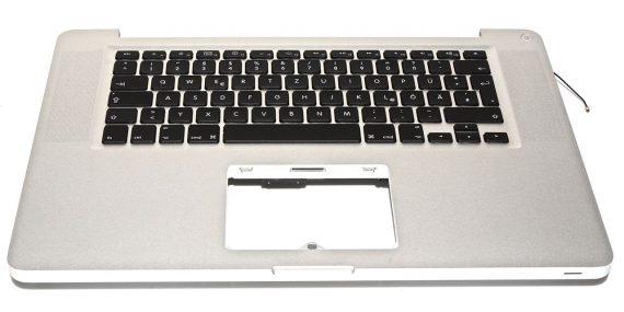 "Original Apple Topcase Tastatur MacBook Pro Unibody 15"" Early 2011 / Late 2011 A1286 -0"