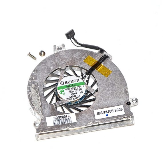 "Fan / Lüfter GB0506PGV1-A MacBook 13"" A1181 Core 2 Duo Late 2006 -0"