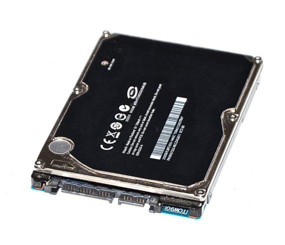 "Original Hitachi Festplatte 2,5"" SATA 250GB 020-6223-A MacBook Pro 15"" A1150-0"