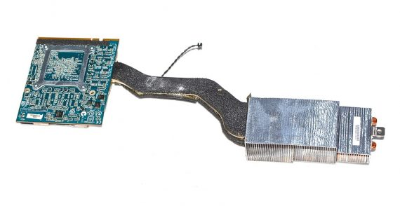 "Grafikkarte Video Karte NVIDIA GeForce 180-10398-0000-A02 GT 120 , 256 MB VRAM für iMac 24"" Mid 2008 Model A1225-0"