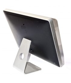 """Back Cover Gehäuse Standfuß STAND iMac 24"""" Mid 2008 Model A1225 -4335"""