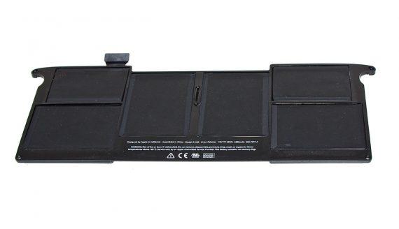 "Original Apple Akku / Batterie Model A1406 020-7377-A 43 Ladezyklen MacBook Air 11"" Model A1465 Mid 2012 661-6068-0"