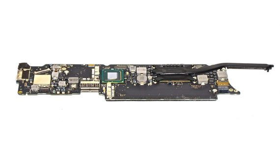 "Original Apple Logicboard Mainboard 1,7GHz i5 4GB RAM 820-3208-A MacBook Air 11"" Model A1465 Mid 2012 661-6625 661-6026-0"