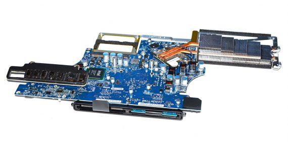 "Original Apple Logicboard MainBoard 2,4GHz 820-2223-A für iMac 20"" A1224 Early 2008-0"