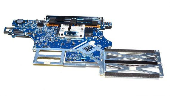 "Original Apple Logicboard MainBoard 2,4GHz 820-2223-A für iMac 20"" A1224 Early 2008-4400"