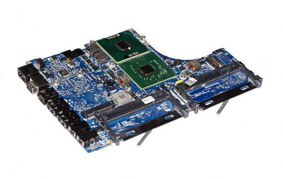 """MacBook 13"""" Logicboard MainBoard 2Ghz Core Duo 820-1889-A Model A1181 Core Duo -0"""