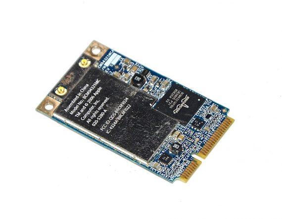 """MacBook 13"""" AirPort / Bluetooth Karte BCM94321MC 020-5280-A Model A1181 Core Duo -0"""
