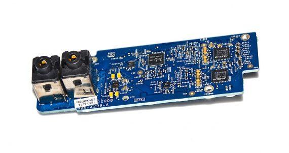 "Audio Board 820-2299-A iMac 24"" Mid 2008 Model A1225 -0"